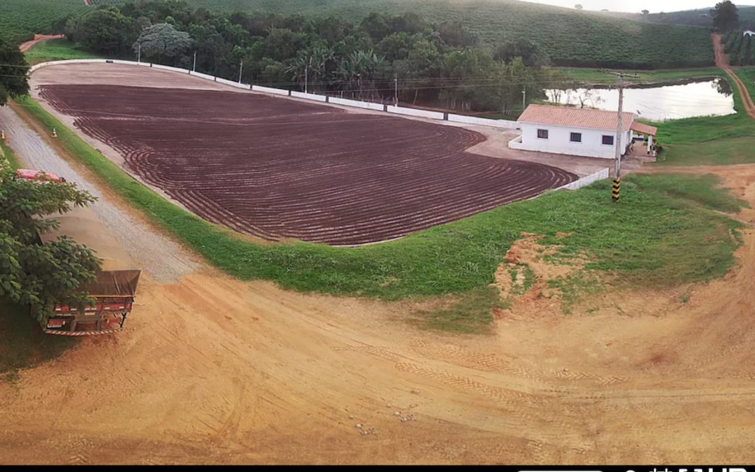 IP Cameras Provide Real-Time Panoramic Views of These Brazilian Coffee Farms