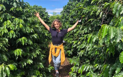Finding Refuge in Coffee: The Ascent of Brazil's Giovanna Serrano